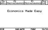 Economics Made Easy